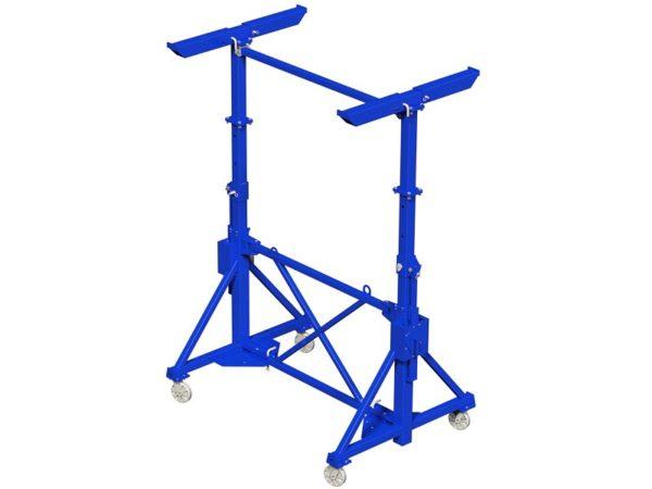 Гидравлическая тележка для столов