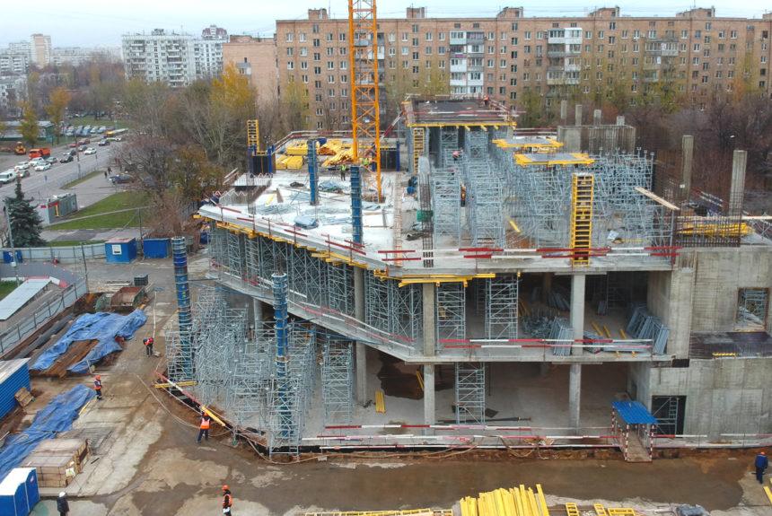 В Москве введены в эксплуатацию после реконструкции 7 советских кинотеатров