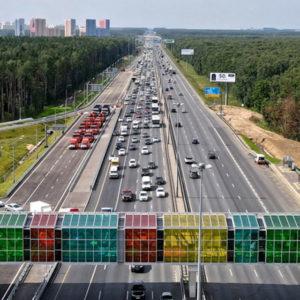 Бочкарев: за десятилетие в Москве построено свыше тысячи км дорог