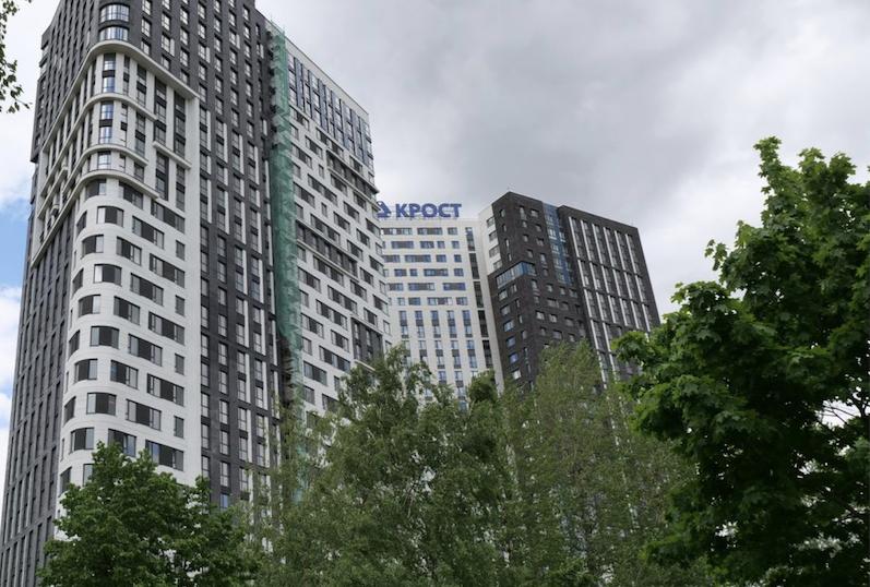 Завершается строительство ЖК бизнес-класса Union Park в СЗАО Москвы