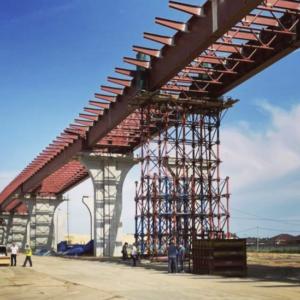 Глава Росавтодора и губернатор Волгоградской области проинспектировали строительство участка Р-22 «Каспий» трассы М-4 «Дон»