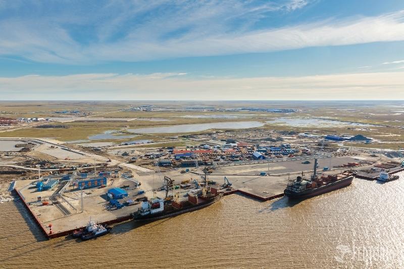 Рядом с портом Сабетта построят газохимический комплекс